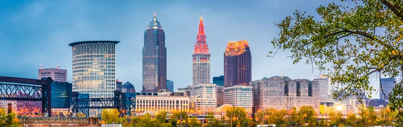 cleveland mortgage lenders skyline