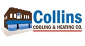Collins Cooling & Heating Co. logo