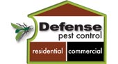 Defense Pest Control logo
