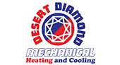 Desert Diamond Mechanical Heating & Air Conditioning logo