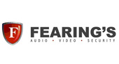 Fearing's Audio Video Security logo