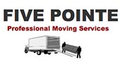 Five Pointe Moving logo