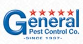 The General Pest Control Company logo
