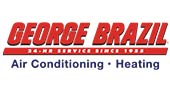 George Brazil Air Conditioning & Heating logo