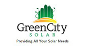 Green City Solar logo