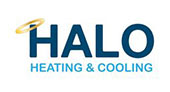 HALO Heating & Cooling logo