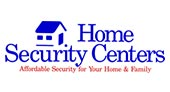 Home Security Centers logo