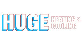 Huge Heating & Cooling logo