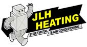 JLH Heating logo