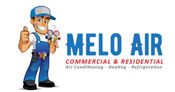 Melo Air, Inc. logo
