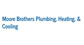 Moore Brothers Plumbing, Heating & Cooling logo