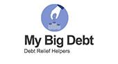My Big Debt logo