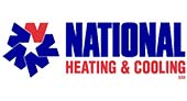National Heating & Cooling logo