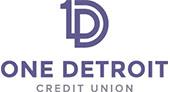One Detroit Credit Union logo