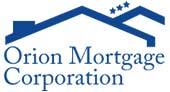 Orion Mortgage Corporation logo
