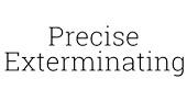 Precise Exterminating logo