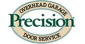 Precision Overhead Garage Door logo