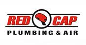 Red Cap Plumbing & Air logo