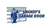 Smokey's Garage Door logo