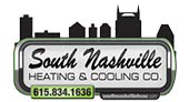 South Nashville Heating & Cooling logo