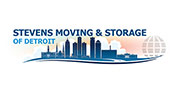 Stevens Moving & Storage of Detroit logo