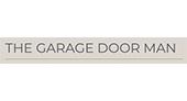 The Garage Door Man logo