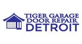 Tiger Garage Door Repair Detroit logo