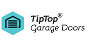Tip Top Garage Doors logo