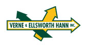 Verne & Ellsworth Hann Inc. logo