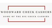Woodward Check Cashers logo